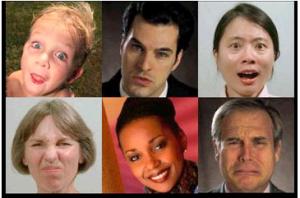 6 Universal Emotions