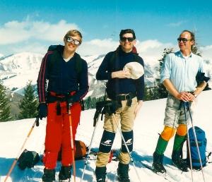 Mark, Karl, Colin